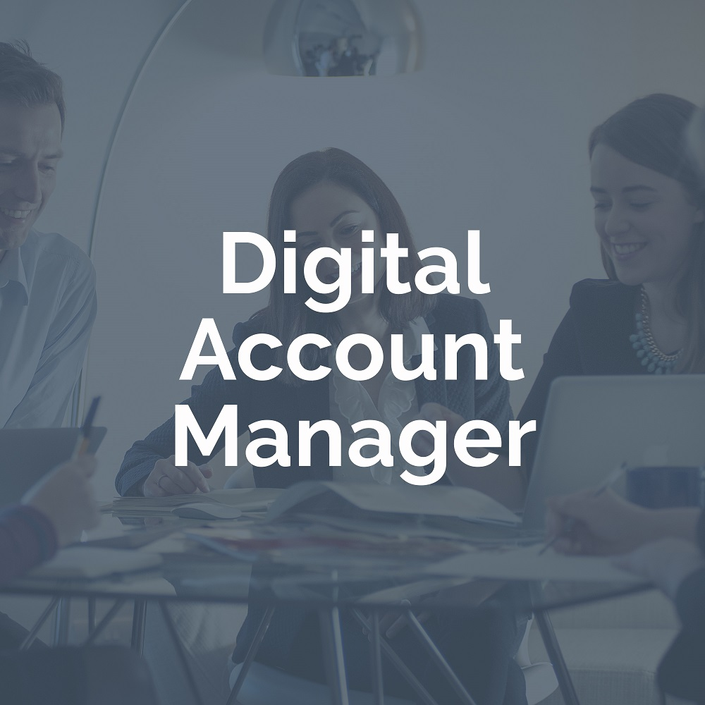 Conker vacancy Digital Account Manager